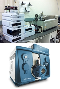Instruments - The Core Mass Spectrometry facility
